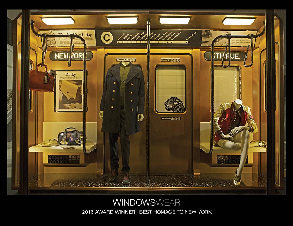 WINDOWSWEAR-AWARDS-2016-COACH_BEST HOMAGE TO NEW YORK