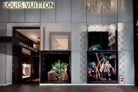 Louis Vuitton na 5th Avenue NYC