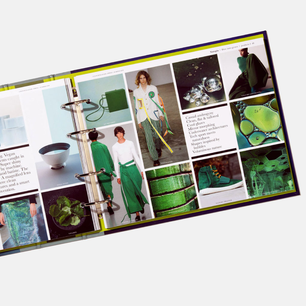 catálogo pantone