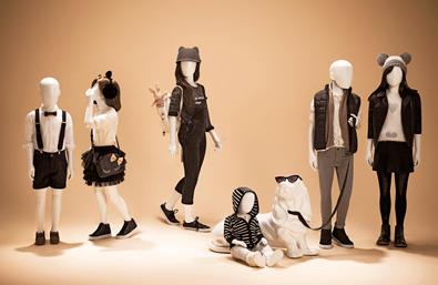 Manequim Infantil - Linha Cosmo Kids - Expor Manequins
