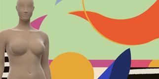 Manequim feminino - I.vy Collection - Expor Manequins