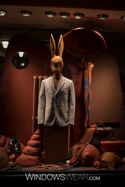 Figura 4: Hermès - Paris by WindowsWear