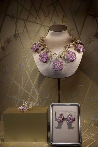 A mostra inclui designs nunca antes vistos do renomado Jean Schlumberger (1907-1987) | Tiffany & Co|Divulgação